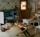 一見可愛らしいドールハウスだが…極めて精巧、「科学捜査の母」が作った殺人現場のジオラマ  初の一般公開