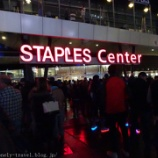 『ロサンゼルス旅行記9 【NBA現地観戦】ダラス・マーベリックスVSロサンゼルス・クリッパーズ(試合開始前)』の画像