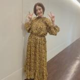 『【元乃木坂46】中田花奈が生放送で着てる服の柄、◯◯◯◯みたいなんだが・・・』の画像
