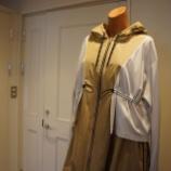 『irise(イリゼ)レイヤードデザインスプリングコート』の画像