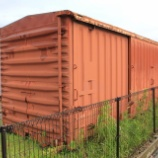 『放置貨車 ワム80000形ワム280988』の画像