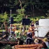 『GAMA ROCK FES ステージ植栽演出』の画像