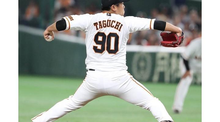 【 悲報 】田口麗斗さん、直近2登板で5被弾