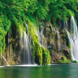『死ぬまでに行ってみたい! プリトヴィツェ湖群国立公園』の画像