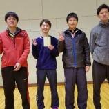 『仙台市秋季リーグ戦 結果』の画像