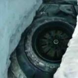 『南極大陸の穴に、UFOの秘密基地! 人工的な建造物が発見される!』の画像