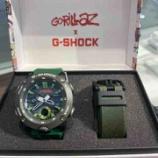 『Gorillaz × G-SHOCK【GA-2000GZ-3AJR】』の画像