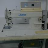 『名古屋の義肢・義足工場様に本縫い自動糸切りミシン、1本針3本糸オーバーロックミシン、1本針4点千鳥ミシンの中古をお届けしました!』の画像