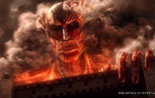 PS4・PS3・PSV版ゲーム「進撃の巨人」のPV第一弾が破竹の勢いで公開!