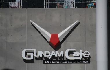 『お台場にガンダムを見に行った』の画像