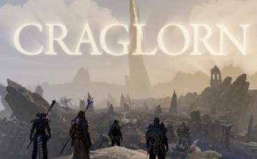 TESO新コンテンツ『Craglorn』