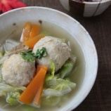 『あったか鶏団子スープ!家事代行ブログ「カジCafe」11月コラムのご紹介!』の画像