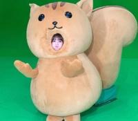 【乃木坂46】与田ちゃんが「スッキりす」占いコーナーに登場!!与田りす可愛すぎww