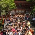 琵琶湖の超聖地・超秘境ツアーを終えて(1)〜琵琶湖・大杉神社・キトラ竜宮〜