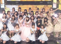 【THE MUSIC DAY】AKB48+オールラインナップで「恋するフォーチュンクッキー」を披露!