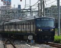 『相模鉄道12000系が品川駅へやってきた!』の画像