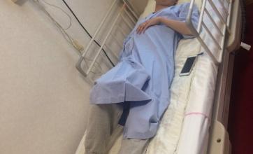 【悲劇】ノンスタ石田さん、医者にしっぺを禁止されてしまう