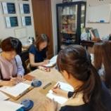 『大阪開講【芸術療法中級:アドバンス23:造形療法の誘導と分析�】』の画像