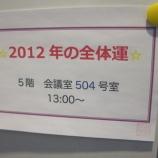 『2012年の全体運レポート』の画像