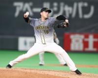 7回緊急登板の阪神馬場皐輔6ホールド 「何とか粘ってくれた」矢野監督