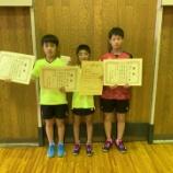 『◇仙台卓球センタークラブ◇ 第43回TDK杯争奪春の卓球大会 結果』の画像