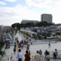 日本大学生物資源学部藤桜祭2014 ミス&ミスターNUBSコンテスト2014の1(六会日大前駅~会場まで)