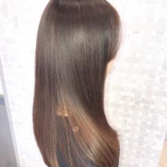 クセ毛に、縮毛矯正ではないアプローチを。