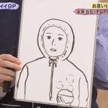 『【乃木坂46】生田似顔絵、グランプリを受賞!!!!!!!』の画像