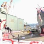 【動画】海上自衛隊公式、護衛艦「しらぬい」命名・進水式 ― 中国メディアが強い警戒感 [海外]