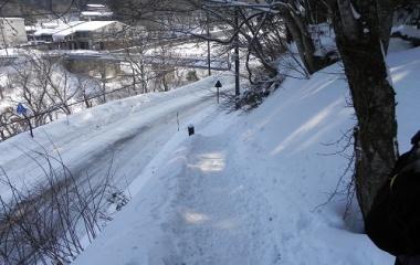 『大山(1709m) Feb.26,2013』の画像