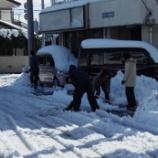 『雪景色2014②』の画像
