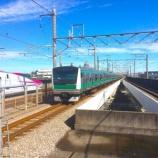 『戸田駅は鉄道撮影にいいスポット!』の画像