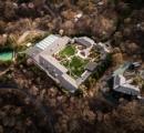 ビルゲイツの別荘 長野県の軽井沢に完成 地下3階 地上2階