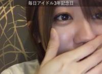 11/5に大西桃香の「まいにちアイドル」3周年記念特別配信の実施が決定!