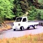 軽トラで山道ドリフト走行をして書類送検の会社員(31)「やめるつもりない。法の範囲内でドリフト動画は投稿していく」