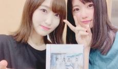 STU48 瀧野由美子と欅坂46 菅井友香の2ショットキタ━━━━━━(゚∀゚)━━━━━━ !!!!!