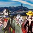 【FGO】カドック怪文書 江ノ島旅行の思い出をカドック君に押しつけるパイセンとリンボ