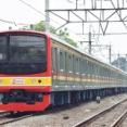 長~いメルヘン、武蔵野線205系M35編成12連化試運転(9月15日)