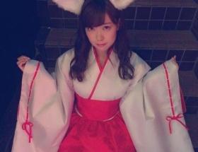 【画像】NMB48渡辺美優紀のあざとい巫女姿をご覧ください