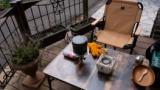 ベランダでシーフードカレー作った(※画像あり)
