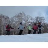 『みちのくスキーキャンプ 初日は岩手高原スノーパークにて。』の画像