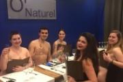 【フランス】パリ初のヌーディスト向けレストラン「オー・ナチュレル」、客不足で閉店へ