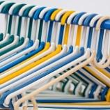 『衣替え 洋服の上限着数を決める』の画像