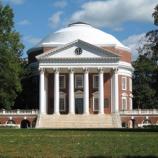 『行った気になる世界遺産 シャーロッツビルのモンティチェロとバージニア大学』の画像