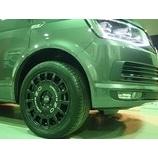 『【スタッフ日誌】T6 MultivanにOZ Rally Racing VAN装着!!』の画像
