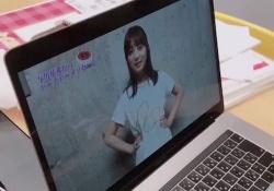 【有能】久保史緒里LINEライブに3期生のあの2人がお祝いVで出演キタ――(゚∀゚)――!!