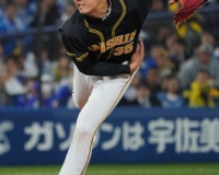 阪神 才木浩人くん(20) 平均球速147.6km