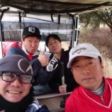 『NSB定例ゴルフ・ロングコンペに珍客現る!!』の画像