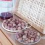 【梅仕事2021キロク】土用干し後に作ったはちみつ梅と梅酢で紅ショウガ!