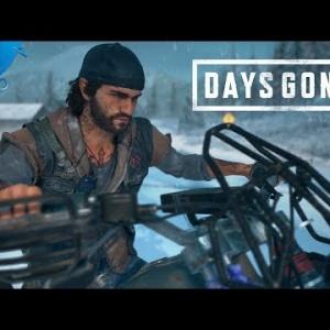 『【TSUTAYAランキング】1位Days Gone』の画像